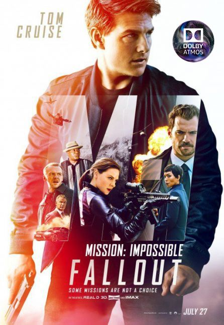 MISSION: IMPOSSIBLE - FALLOUT ATMOS